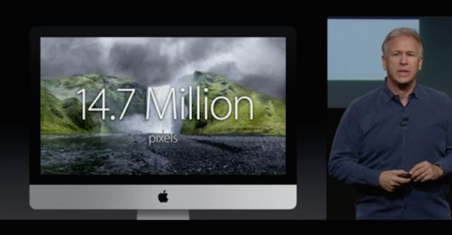 Презентация Apple (октябрь 2014): iPad Air 2, iPad mini 3, iMac с Retina-экраном и новый Mac mini-4