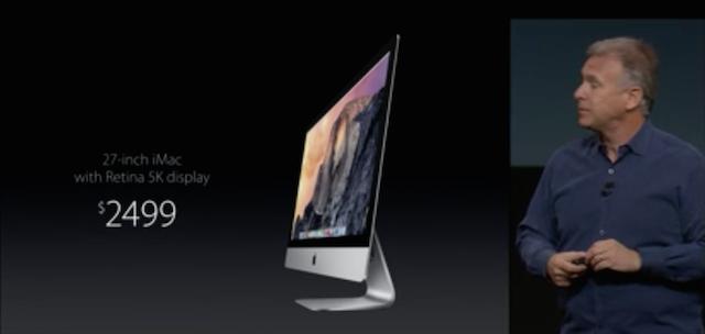Презентация Apple (октябрь 2014): iPad Air 2, iPad mini 3, iMac с Retina-экраном и новый Mac mini-3
