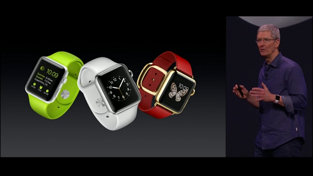 Сентябрьская пресс-конференция Apple: iPhone 6, iPhone 6 Plus и Apple Watch-5