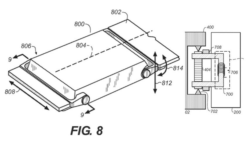 Из-за перемещения Taptic Engine в ремешок, Apple Watch 3 станут тоньше