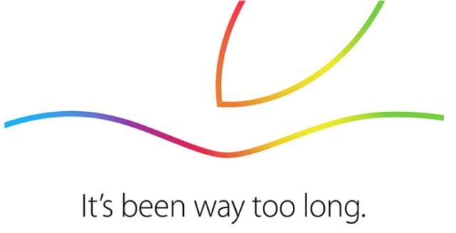 16 октября Apple представит новые iPad Air и iPad mini
