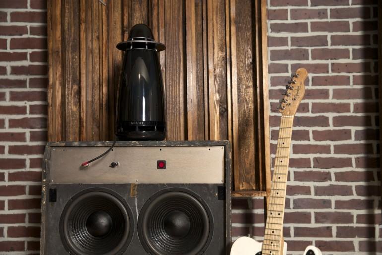 Беспроводная акустика Archt One с 50 Вт усилителем и всенаправленным звуком-3