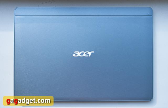 Обзор планшета-трансформера Acer Aspire Switch 10-2