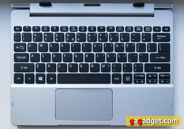 Обзор планшета-трансформера Acer Aspire Switch 10-3