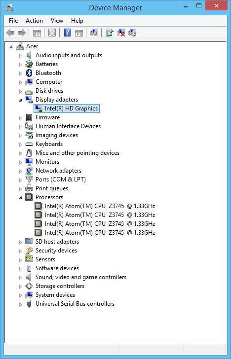 Обзор планшета-трансформера Acer Aspire Switch 10-7