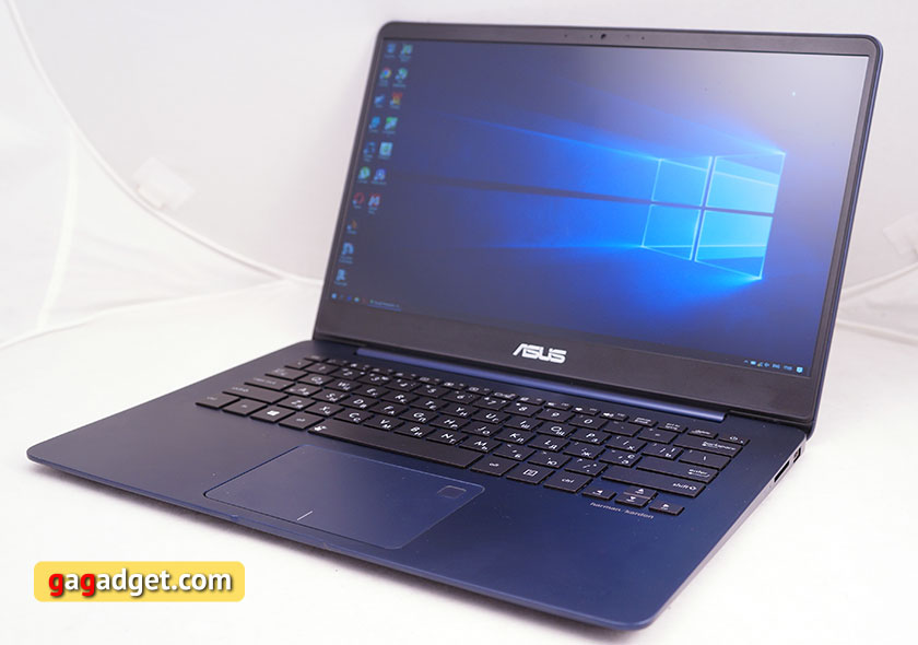 Обзор ультрабука ASUS ZenBook UX430UQ | gagadget.com