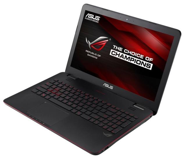ASUS ROG G551 и G771: геймерские ноутбуки с графикой NVIDIA GeForce GTX 860M-2