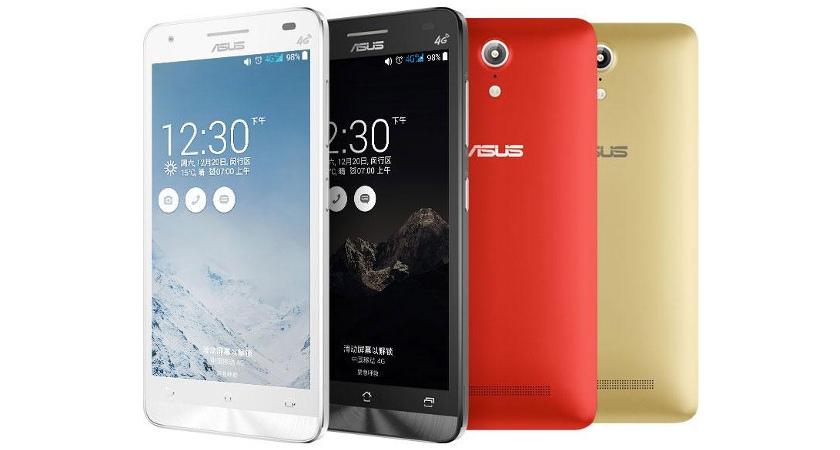 ASUS анонсировала $130-долларовый смартфон Pegas X002 с 5-дюймовым HD-экраном