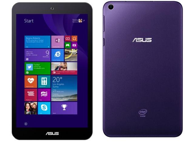 ASUS VivoTab 8: 8-дюймовый Windows-планшет на платформа Intel Bay Trail