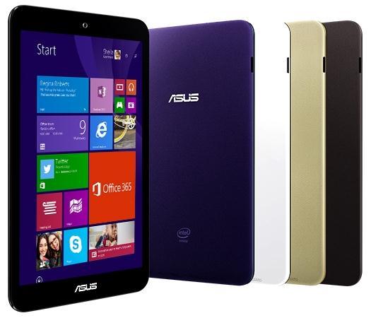 ASUS VivoTab 8: 8-дюймовый Windows-планшет на платформа Intel Bay Trail-2