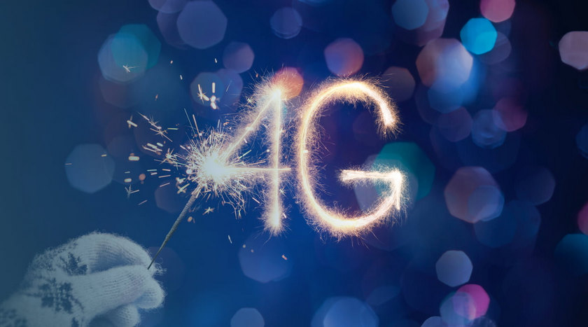 Киевстар дарит безлимитный 4G-интернет до конца зимних праздников