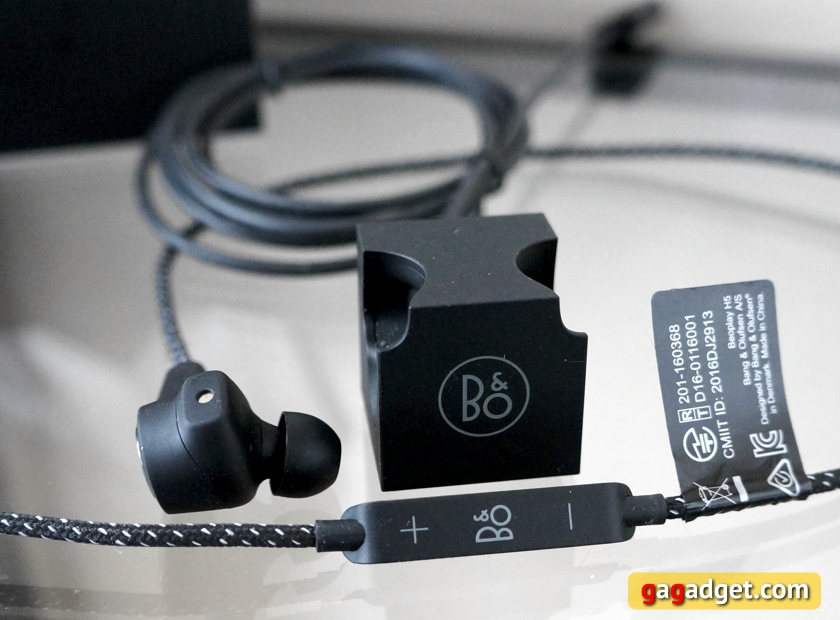 Обзор Bang & Olufsen Beoplay H5-19
