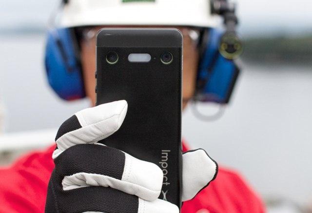 Bartec Pixavi Impact X: защищенный от воды, пыли, грязи и... взрывов смартфон-2