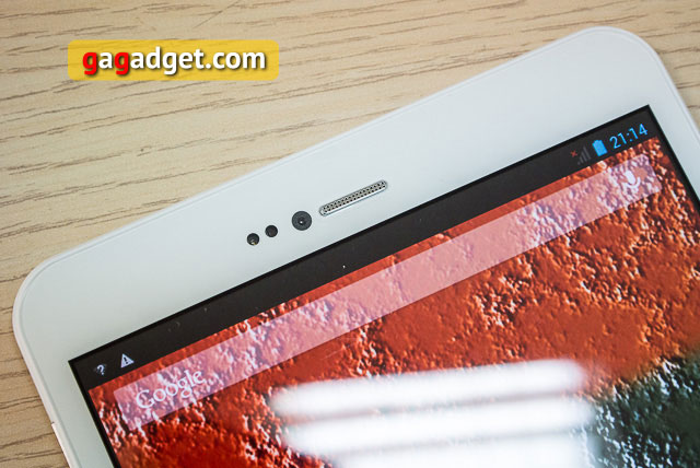 Обзор 8-дюймового металлического планшета bb-mobile Techno 8.0 3G-4