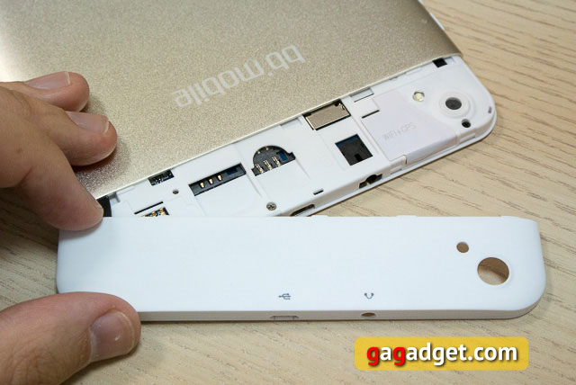 Обзор 8-дюймового металлического планшета bb-mobile Techno 8.0 3G-6