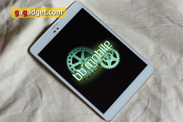 Обзор планшета bb-mobile Techno 7.85 3G Slim-8