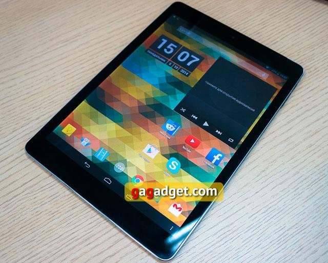 Обзор планшета bb-mobile techno 9.7 3G