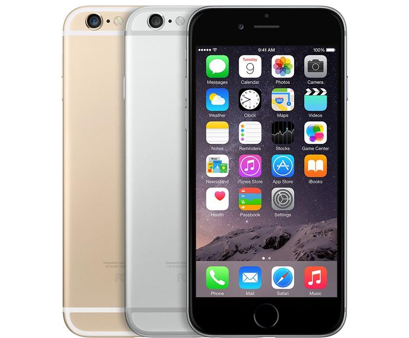 Лучший телефон для женщин: Apple iPhone 6 золотой