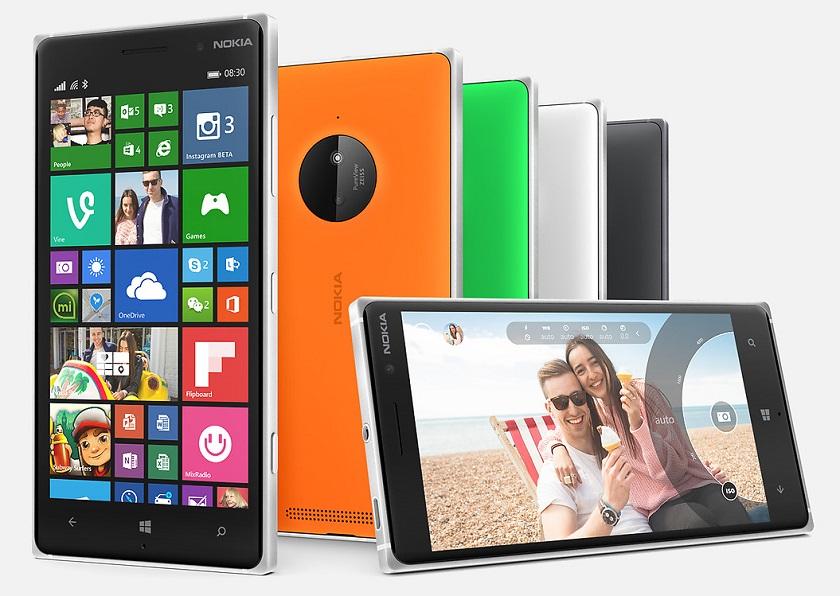 Оранжевое настроение. Обзор Nokia Lumia 830-3