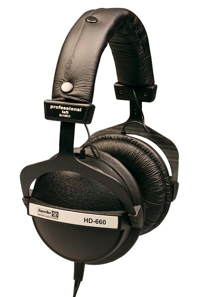 Лучшие наушники для дома и офиса: Sennheiser HD380 Pro-4