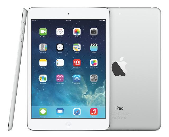 Лучший компактный планшет: Apple iPad mini с Retina-экраном