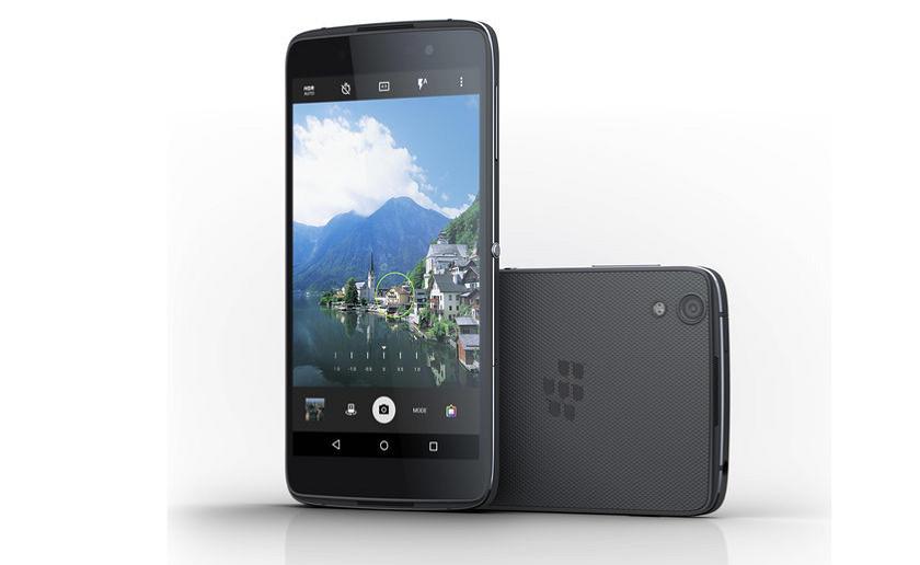 BlackBerry отказалась отпроизводства телефонов