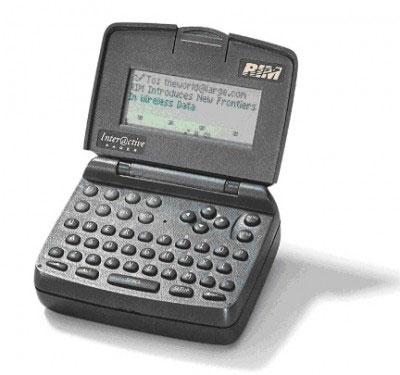 История BlackBerry: от пейджера к легендарным смартфонам и краху-2