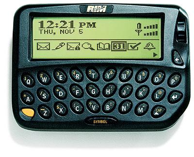 История BlackBerry: от пейджера к легендарным смартфонам и краху-3
