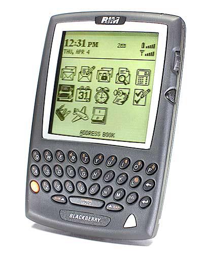 История BlackBerry: от пейджера к легендарным смартфонам и краху-4