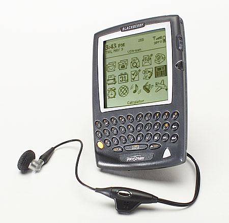 История BlackBerry: от пейджера к легендарным смартфонам и краху-5