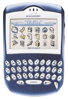 История BlackBerry: от пейджера к легендарным смартфонам и краху-6