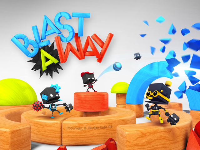 Игры для iPad: Blast-A-Way