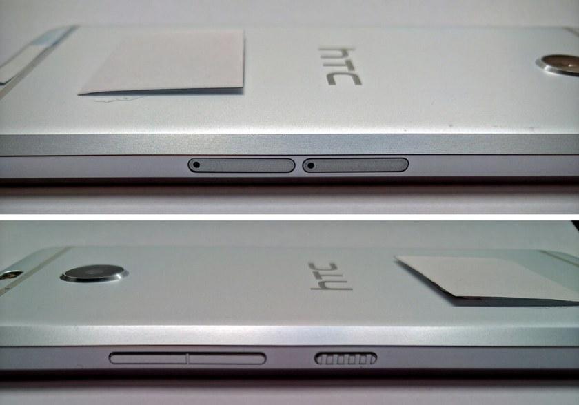 Размещены «живые» изображения телефона HTC Bolt