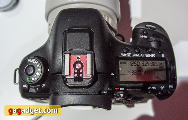 Photokina 2014. Canon EOS 7D Mark II и PowerShot G7 X своими глазами-8