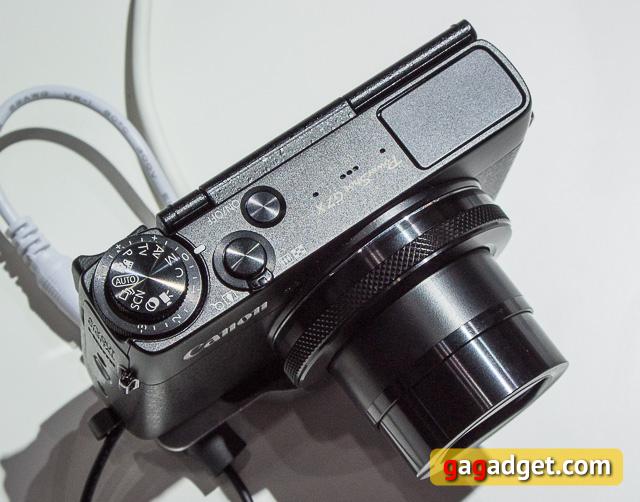 Photokina 2014. Canon EOS 7D Mark II и PowerShot G7 X своими глазами-2