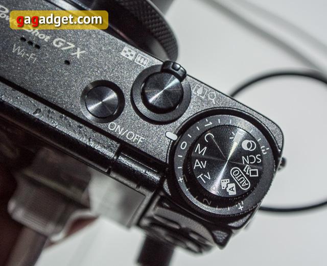 Photokina 2014. Canon EOS 7D Mark II и PowerShot G7 X своими глазами-4