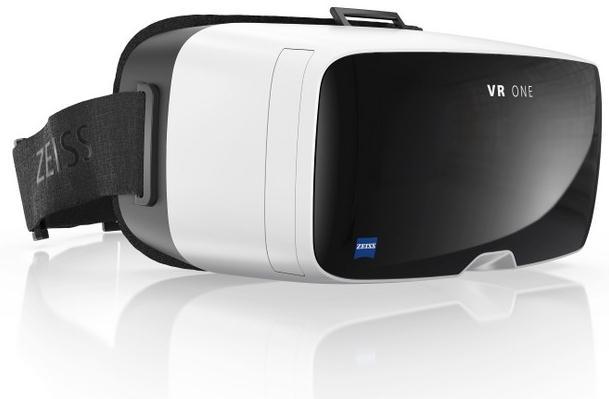 Zeiss выпустит 100-долларовый шлем виртуальной реальности VR One-2