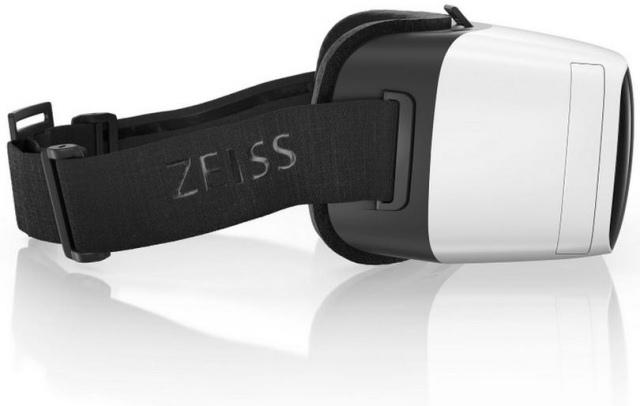 Zeiss выпустит 100-долларовый шлем виртуальной реальности VR One-3