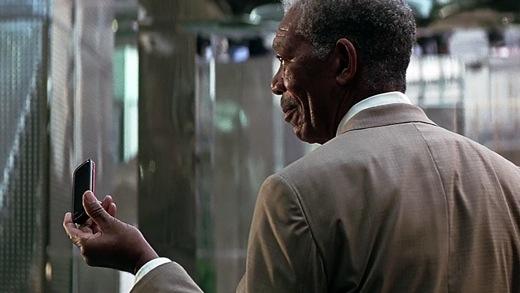 Бесстыдная реклама: product placement мобильных телефонов в фильмах-3