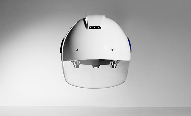 Шлем DAQRI Smart Helmet с Android и дополненной реальностью-2