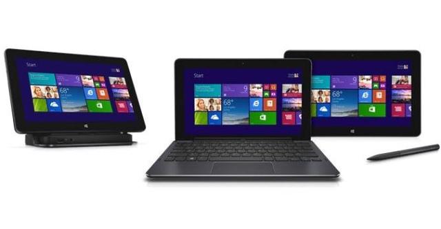 Dell выпустит Windows-планшет Venue 11 Pro с процессором Intel Core M