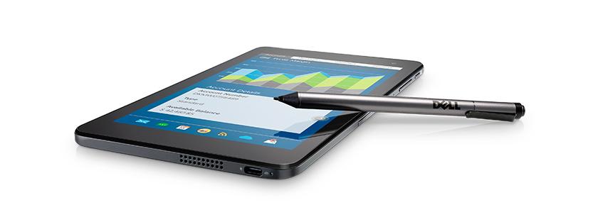 Компанія Dell представила оновлений планшет Venue 8 Pro на Windows 10 (2)