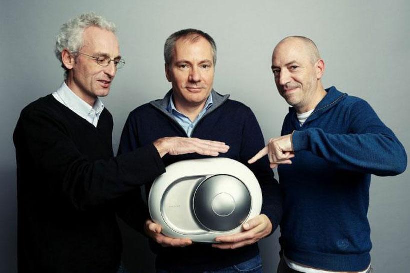 Футуристическая акустика Devialet Phantom с мощным звуком в компактном корпусе-5