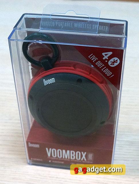 Путешествуем с музыкой: обзор портативной колонки Divoom Voombox-Travel-2