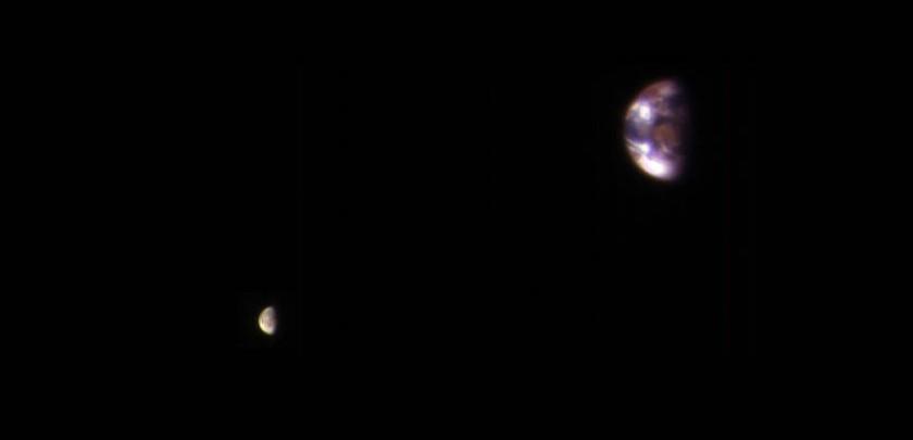 Удивительные кадры Земли с борта МКС