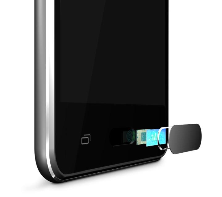 Elephone P5000: китайский смартфон с монструозным аккумулятором и сканером отпечатков пальцев-2