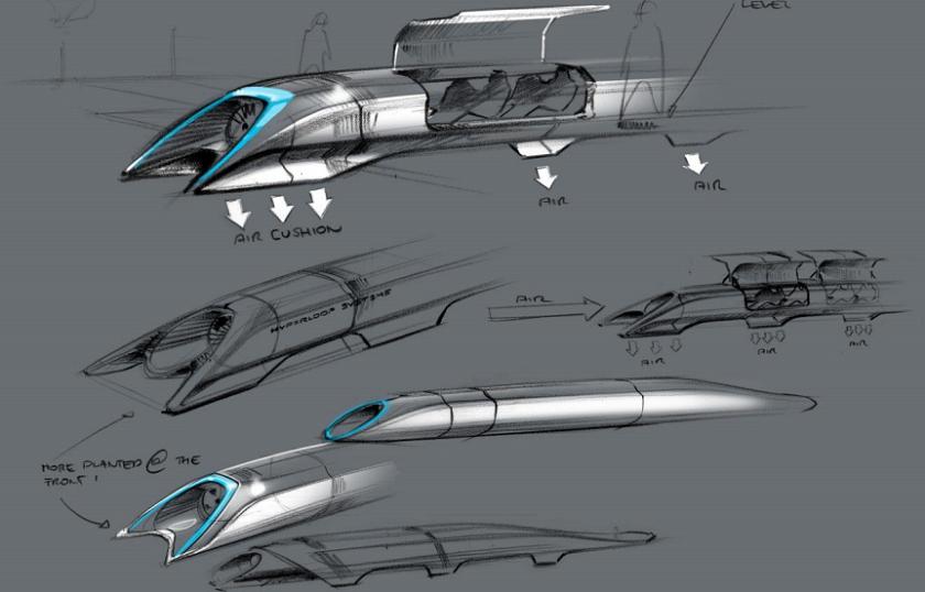 Планы Илона Маска: от Tesla и SpaceX к Hyperloop и колонизации Марса-6