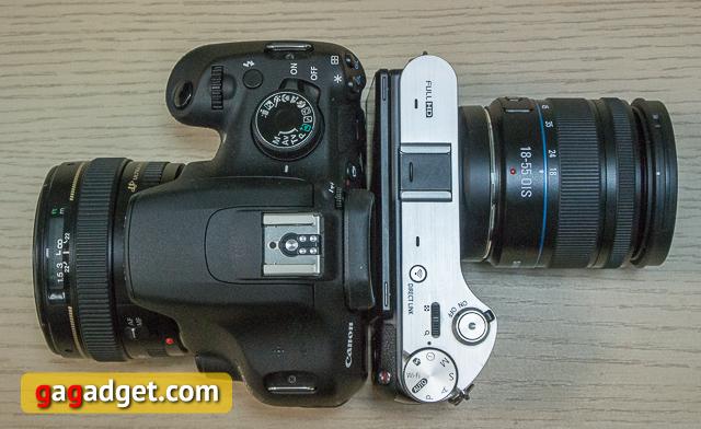 Обзор цифрового зеркального фотоаппарата Canon EOS 1200D-3