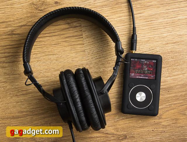 Для начинающих аудиофилов. Обзор бюджетного аудиоплеера FiiO X1