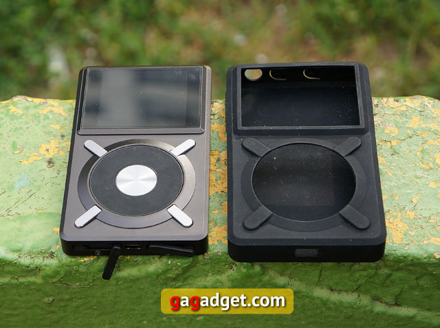 Обзор hi-fi плеера FiiO X5-5